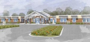 Construction Commences on Medical Office Building for St. Joseph Healthcare – designed by MorrisSwitzer~Environments for Health